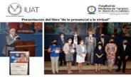 Docentes de la UAT presentan su libro: De lo presencial a lo virtual