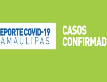 208 nuevos casos de COVID-19 y 12 defunciones en Tamaulipas