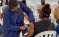 Con participación de industria manufacturera son vacunados cerca de 13 mil jóvenes