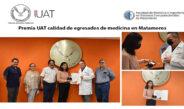 Reconoce UAT a egresados de la Facultad de Medicina-Matamoros