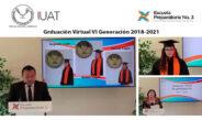 Concluyen más de 100 alumnos el bachillerato de la UAT en Victoria