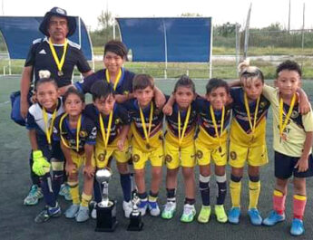 América Villas participa en el estatal  2012 y Menores  Del 27 al 29 de Agosto.
