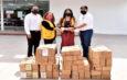 Trabajan gobierno de Río Bravo y Club de Leones por las familias
