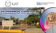 Reconocen excelencia académica a egresados de Enfermería-UAT Tampico