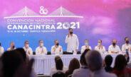 «Tamaulipas tiene un Gobernador que ha sabido apoyar a las empresas durante la pandemia»: CANACINTRA